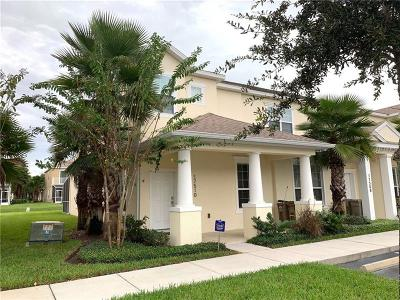 Clermont Townhouse For Sale: 17510 Placidity Avenue