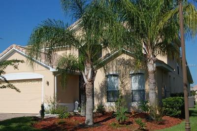 Kissimmee Single Family Home For Sale: 3797 Eagle Isle Circle