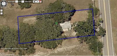 Clermont Residential Lots & Land For Sale: 14037 County Road 455