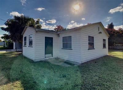 Single Family Home For Sale: 4020 Edgewater Drive