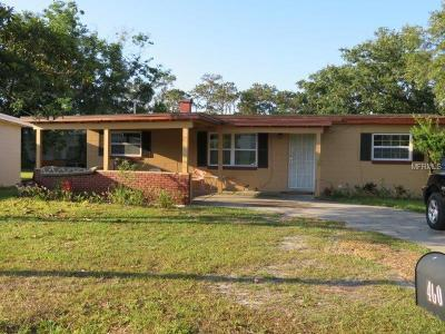 orlando Single Family Home For Sale: 400 Buchanon Court