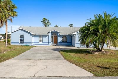 Single Family Home For Sale: 6535 Bay Tree Court