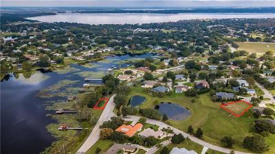 Clermont Residential Lots & Land For Sale: 11400 Jardim Orlando Court