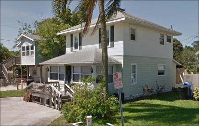 St Petersburg Single Family Home For Sale: 3442 Iris Street N