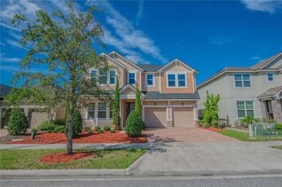 Orlando Single Family Home For Sale: 4951 Millennia Green Drive