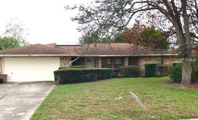 Deltona Single Family Home For Sale: 1142 E Normandy Boulevard