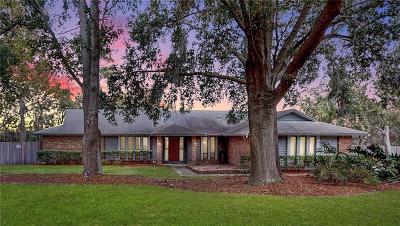 Single Family Home For Sale: 8407 Carolina Drive