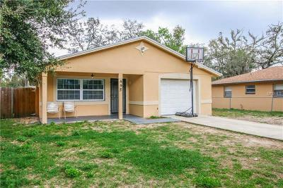 Orlando Single Family Home For Sale: 445 N Normandale Avenue
