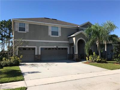 Single Family Home For Sale: 14748 Crosston Bay Court