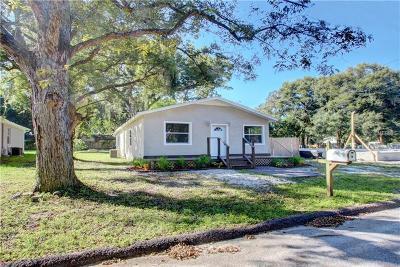 Tampa Single Family Home For Sale: 405 E Hamilton Avenue