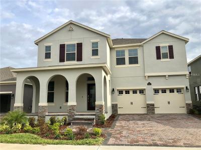 Winter Garden Single Family Home For Sale: 9561 Waterway Passage Drive