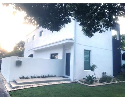 Winter Park Single Family Home For Sale: 301 Clay Street