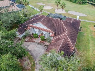 Tarpon Springs Single Family Home For Sale: 3060 Wentworth Way