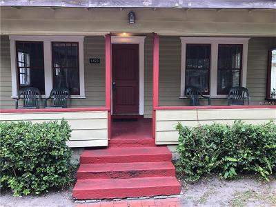 Single Family Home For Sale: 1423 E Gore Street