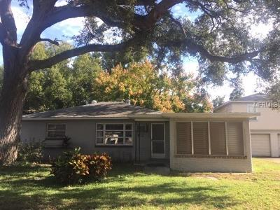 Holly Hill Single Family Home For Sale: 339 Clifton Avenue