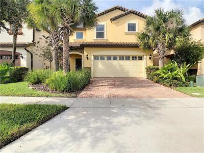 Kissimmee Single Family Home For Sale: 2108 Rome Drive