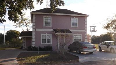 Orange County, Osceola County, Seminole County Multi Family Home For Sale: 3345 Main Street