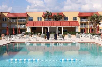Daytona Beach, Daytona Beach Shores, New Smyrna Bch, New Smyrna Beach, Ormond Beach, Edgewater, Ponce Inlet Condo For Sale: 3801 S Atlantic Avenue #309