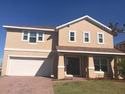 Kissimmee Single Family Home For Sale: 2238 Cypress Lake Place