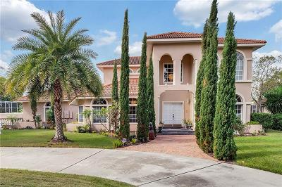 Orlando Single Family Home For Sale: 9208 Bay Hill Boulevard