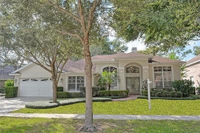 Single Family Home For Sale: 616 Majestic Oak Drive