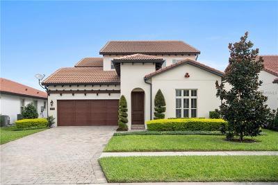 Orlando Single Family Home For Sale: 10740 Royal Cypress Way
