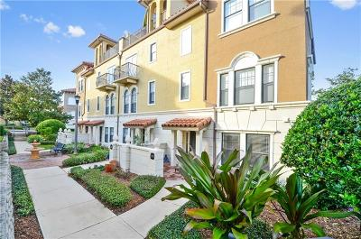 Lake Mary Townhouse For Sale: 3712 Messina Drive
