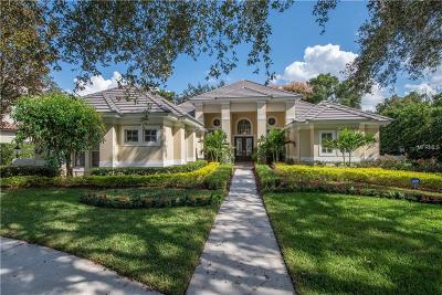 Winter Park Single Family Home For Sale: 1146 Keyes Avenue