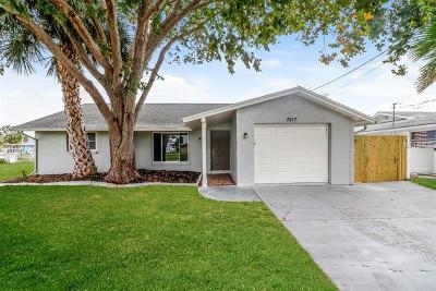 Single Family Home For Sale: 7417 Mako Drive