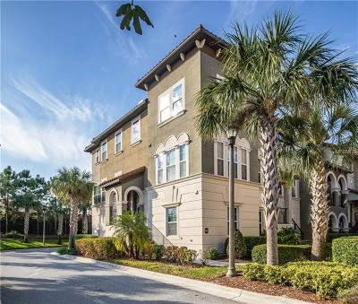 Lake Mary Townhouse For Sale: 1036 Parma Circle