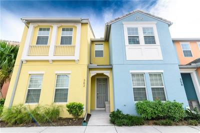 Townhouse For Sale: 362 Captiva Drive