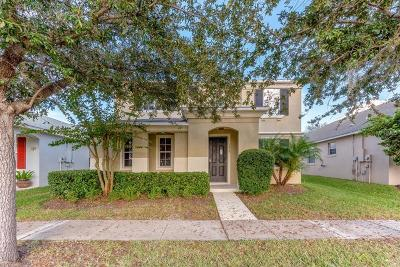 Orlando Single Family Home For Sale: 2439 Guiana Plum Drive