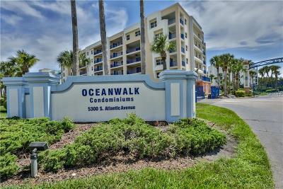 New Smyrna Beach Condo For Sale: 5300 S Atlantic Avenue #9602