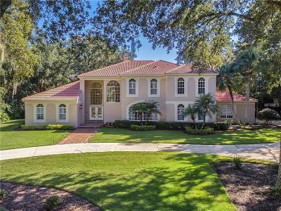 Longwood Single Family Home For Sale: 374 Vista Oak Drive