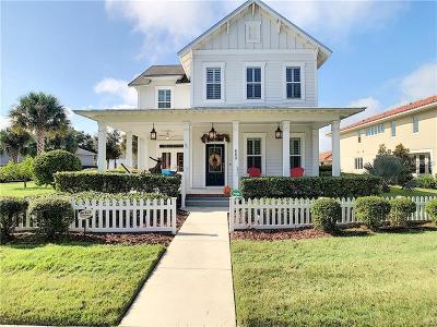Winter Garden Single Family Home For Sale: 882 Lake Brim Drive