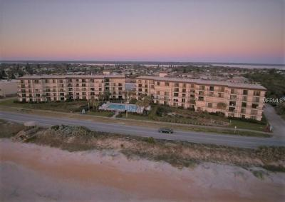 Daytona Beach, Daytona Beach Shores, New Smyrna Bch, New Smyrna Beach, Ormond Beach, Edgewater, Ponce Inlet Condo For Sale: 2700 Ocean Shore Boulevard #118