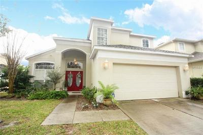 Apopka Single Family Home For Sale: 1400 Holly Glen Run