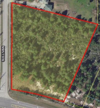 Residential Lots & Land For Sale: Osceola Polk Line Road