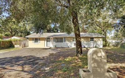 Tampa FL Single Family Home For Sale: $269,900