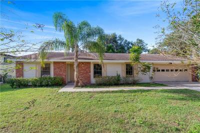 Windermere FL Single Family Home For Sale: $345,000