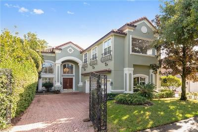 Orlando Single Family Home For Sale: 8212 Firenze Boulevard