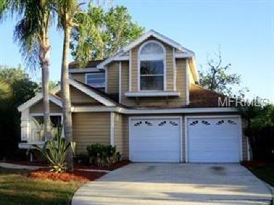 Orlando Single Family Home For Sale: 2158 Churchill Downs Circle