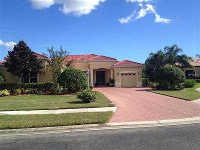 North Port Single Family Home For Sale: 3434 Kentia Palm Court