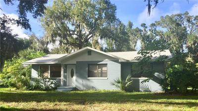 Daytona Beach Single Family Home For Sale: 908 Flomich Street