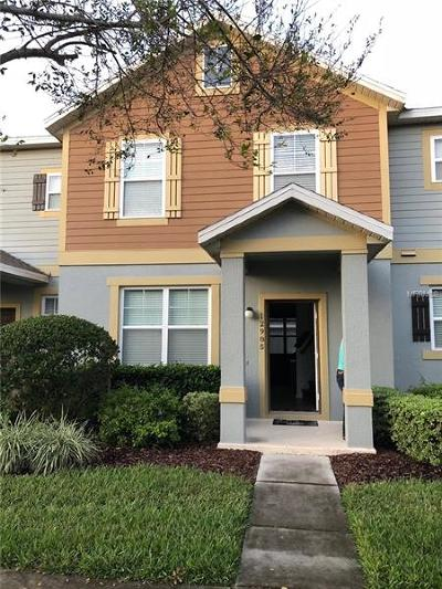 Windermere FL Townhouse For Sale: $270,000
