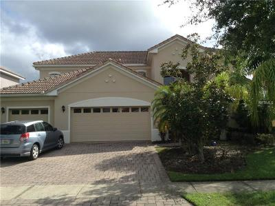 Kissimmee Single Family Home For Sale: 3739 Eagle Isle Circle