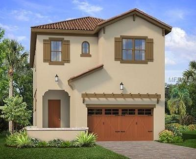 Clermont, Champions Gate, Championsgate, Davenport, Winter Garden, Windermere, Orlando, Kissimmee Single Family Home For Sale: 8352 Via Vittoria Way