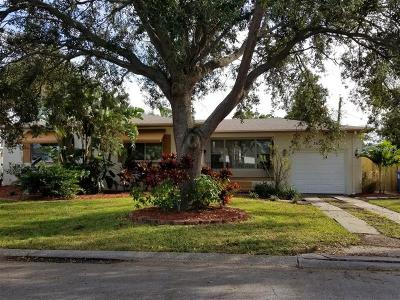 St Petersburg Single Family Home For Sale: 3600 29th Avenue N