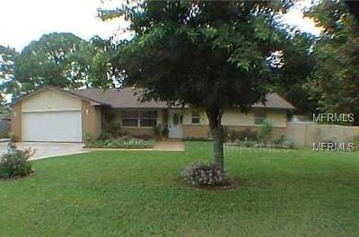 Altamonte Spg, Altamonte Springs Single Family Home For Sale: 1278 Bunnell Road