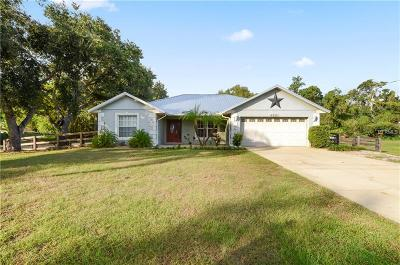 Single Family Home For Sale: 4851 Sparrow Drive